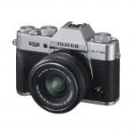 Fujifilm X-T30 15-45mm Kit - Silber
