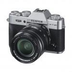 Fujifilm X-T30 18-55mm F2.8-4 Kit - Silber