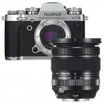 Fujifilm X-T3 16-80mm F4 Kit - Silber