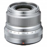 Fujifilm Fujinon XF 23mm F2 R WR - Silber