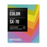 Polaroid SX 70 - Impossible Color Color-Frame