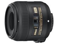 Nikon AF-S DX Micro-NIKKOR 40mm F2,8G