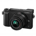Panasonic Lumix GX80N 14-42mm - Schwarz