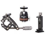 Leofoto MC-30 Kit Klemmstativ-Set
