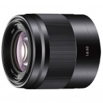 Sony E 50mm F1,8 OSS Schwarz
