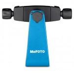MeFOTO MPH100B - SideKick360 SmartPhone - Adapter für Stative - Blau