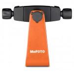 MeFOTO MPH100C - SideKick360 SmartPhone - Adapter für Stative - Orange