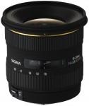 Sigma 10-20mm F4,0-5,6 EX DC HSM für Canon