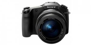 Sony CyberShot RX10 - Schwarz