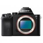 Sony alpha 7 Body (ILCE-7) - Schwarz