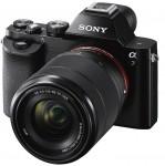 Sony alpha 7 28-70mm Kit (ILCE-7K) - Schwarz
