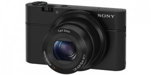 Sony CyberShot RX100 - Schwarz