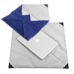 Tenba Messenger Wrap 22 - Blau