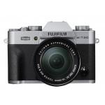 Fujifilm X-T20 16-50mm Kit - Silber