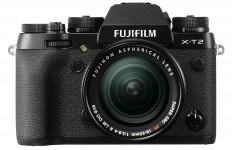 Fujifilm X-T2 18-55mm F2.8-4 Kit - Schwarz