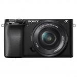 Sony alpha 6100 16-50mm Kit (ILCE-6100L) - Schwarz