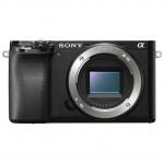 Sony alpha 6100 Body (ILCE-6100) - Schwarz