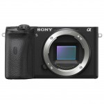 Sony alpha 6600 18-135mm Kit (ILCE-6600M) - Schwarz