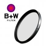 B+W Clear Filter 58mm F-PRO Fassung MRC