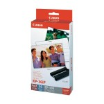 Canon Selphy CP KP-36IP - Color Ink / Paper Set