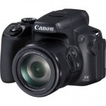 Canon PowerShot SX70 HS - Schwarz