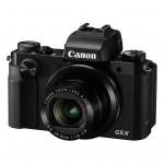 Canon PowerShot G5 X - Schwarz