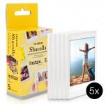 Fujifilm Instax - Shacolla für Instax Mini (1x5 Tafeln)