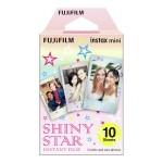 Fujifilm Instax - Instant Film - mini Shiny Star (1x10 Bilder)