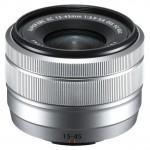 Fujifilm Fujinon XC 15-45mm F3.5-5.6 OIS PZ - Silber