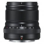 Fujifilm Fujinon XF 50mm F2 R WR - Schwarz