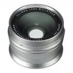 Fujifilm WCL-X100II - Weitwinkelkonverter für Fuji X100F - Silber