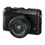 Fujifilm X-E3 15-45mm Kit - Schwarz