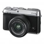 Fujifilm X-E3 15-45mm Kit - Silber