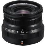 Fujifilm Fujinon XF 16mm F2.8 R WR - Schwarz