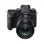Fujifilm X-H1 Body + XF16-55mm F2.8 Set