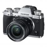 Fujifilm X-T3 18-55mm F2.8-4 Kit - Silber