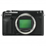Fujifilm GFX 50R - Schwarz