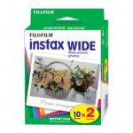 Fujifilm Instax - Instant Film - Wide (2x10 Bilder)