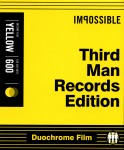 Impossible Instant Film Yellow 600 - Third Man Records Edition