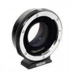 metabones Adapter - Ultra Speedboster für Canon EF auf Sony E-Mount T-Version