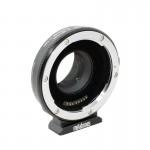 metabones Adapter - Ultra Speedboster für Canon EF auf MicroFourThirds T-Version 0.64x