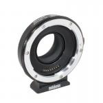 metabones Adapter - Speedbooster S für Canon EF auf MicroFourThirds