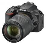 Nikon D5600 18-140 VR Kit - Schwarz