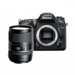 Nikon D7200 mit 16-300mm Tamron - Schwarz