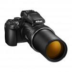 Nikon CoolPix P1000 - Schwarz