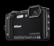 Nikon Coolpix W300 - Schwarz