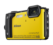Nikon Coolpix W300 Holiday Kit - Gelb
