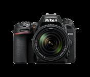 Nikon D7500 18-140mm VR Kit - Schwarz