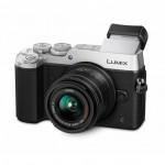 Panasonic Lumix GX8K 14-42mm Kit - Silber