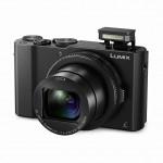 Panasonic Lumix LX15 - Schwarz